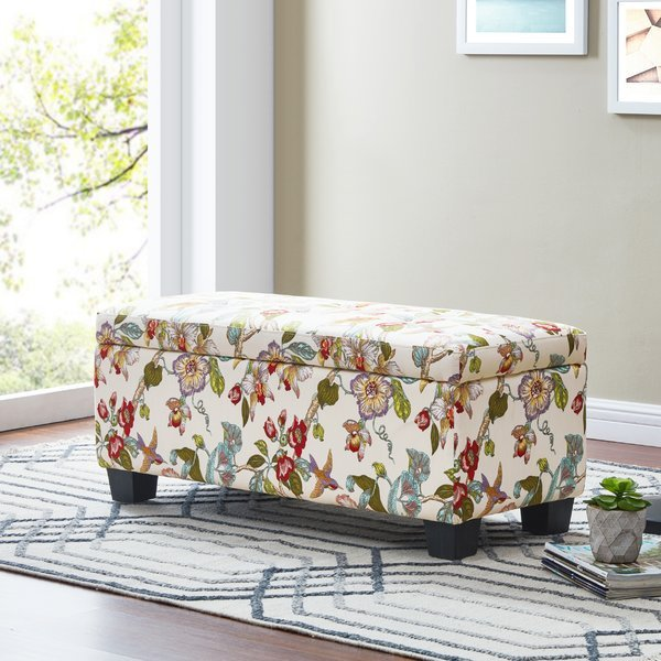 Red Barrel Studio - Uriegas Tufted Storage Ottoman