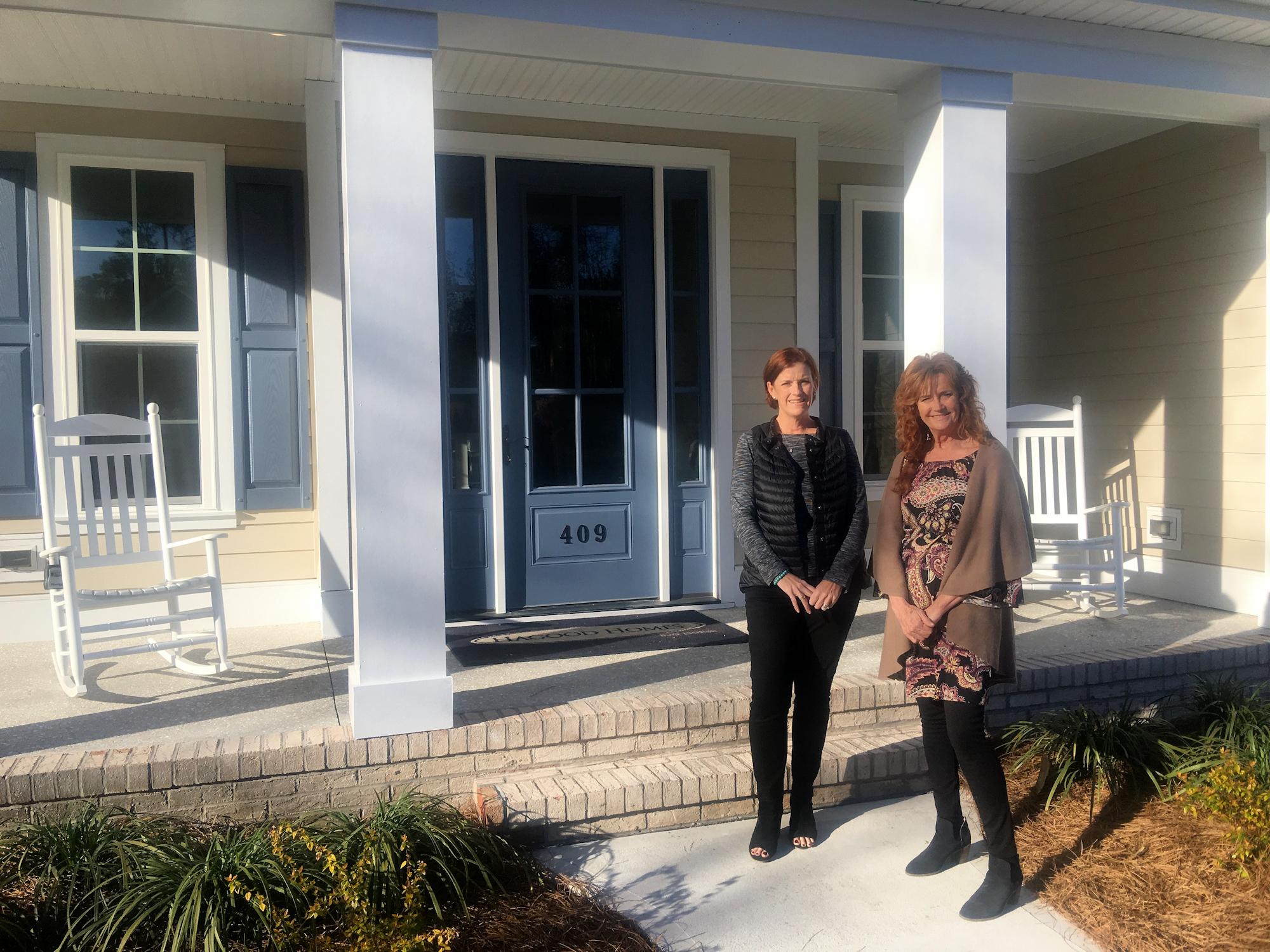 Melanie Cameron and Nora Ruehle - Catherines Cove
