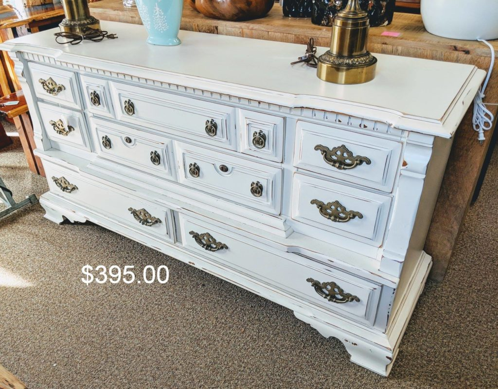 The Ivy Cottage - Shabby Chic Dresser