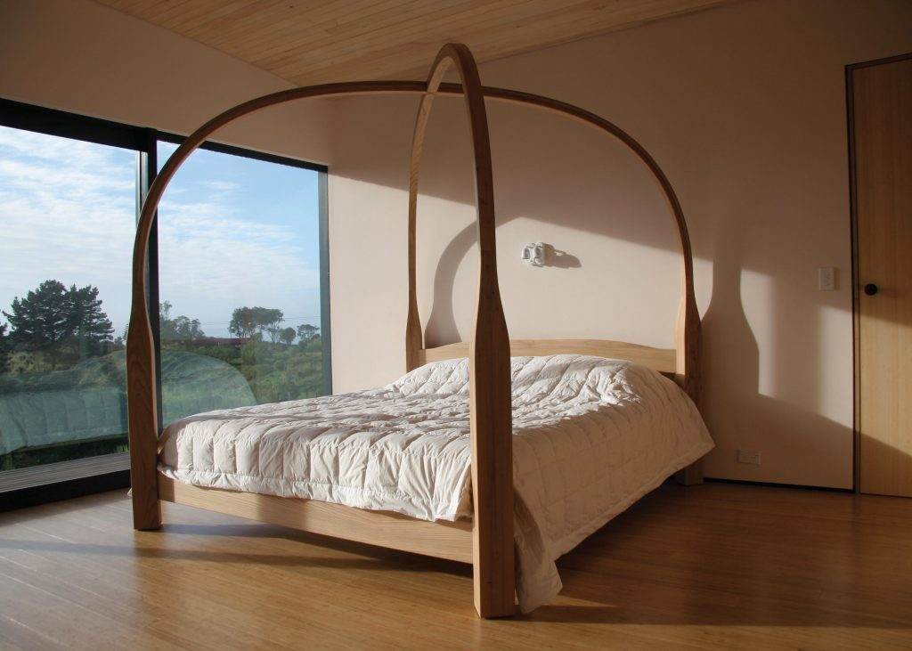 Architonic - David Trubridge Studio Four-Poster Bed