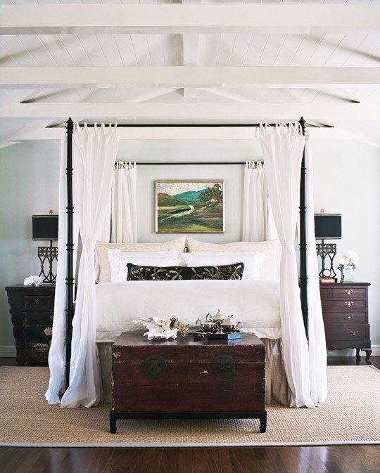 Oly Studio - Willa Four-Poster Bed