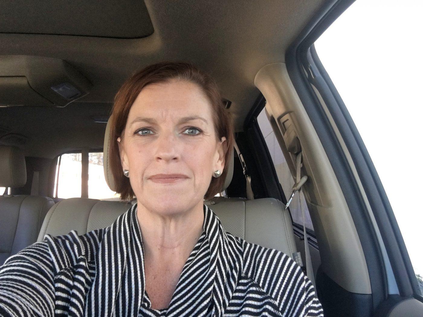 Road Construction - Melanie Cameron