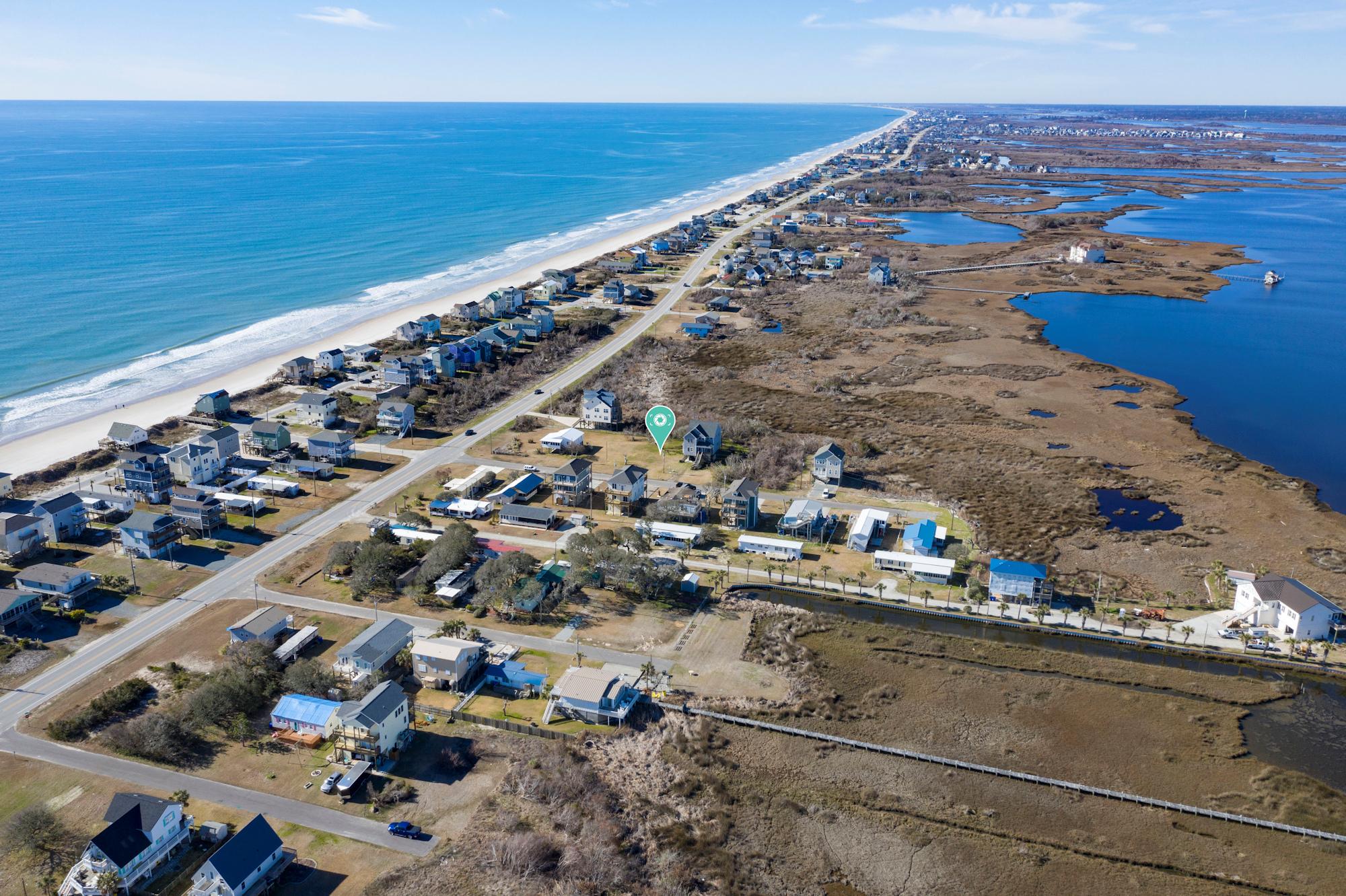 North topsail beach zip code