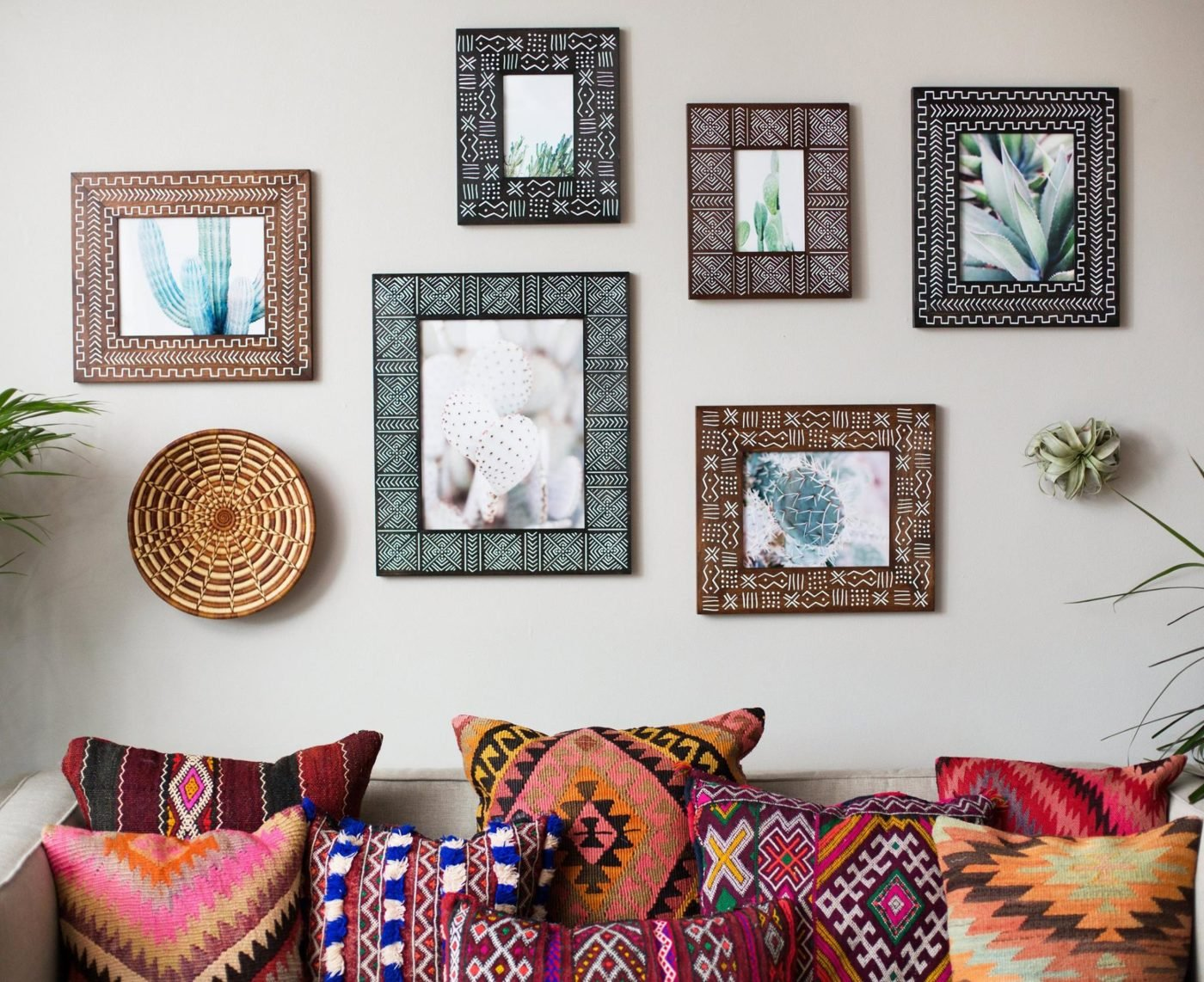Alyse - Mali Frame Collection and Pillows