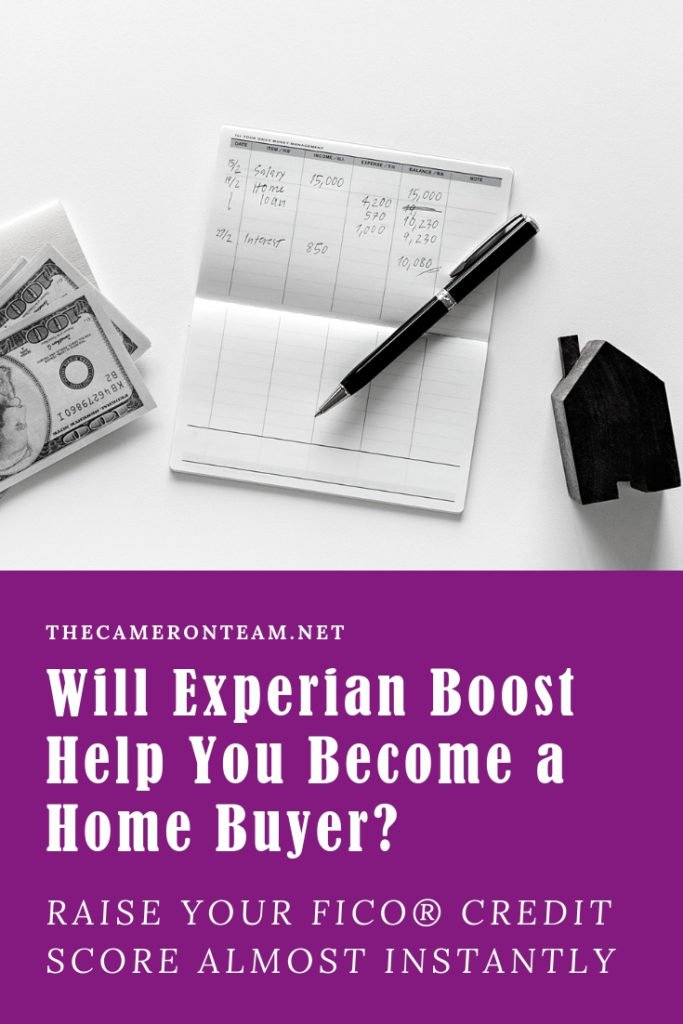 Will Experian Boost Help You Become a Home Buyer?