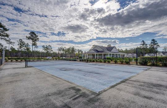 Summerwoods Tennis Court