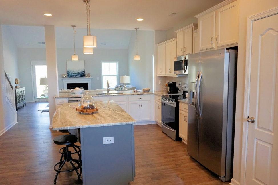 Grayson Park - H&H Model Home - Kitchen