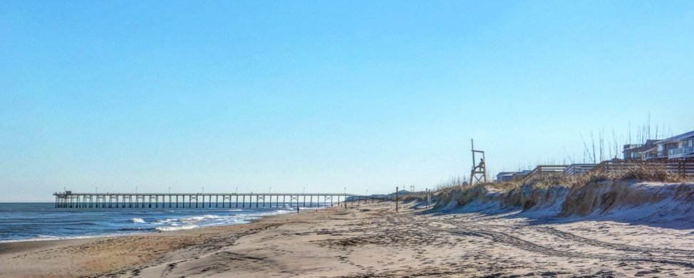Waterfront Homes in Kure Beach, North Carolina