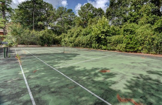 Birch Creek Tennis Court