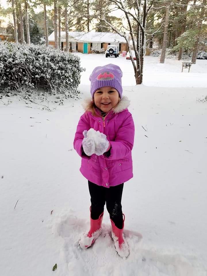 Snow 2018 - Wilmington NC