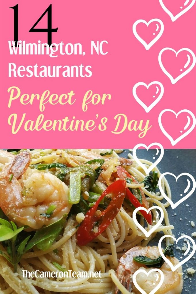 14 Wilmington NC Restaurants Perfect for Valentine's Day
