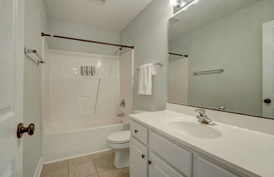 Second Full Bathroom