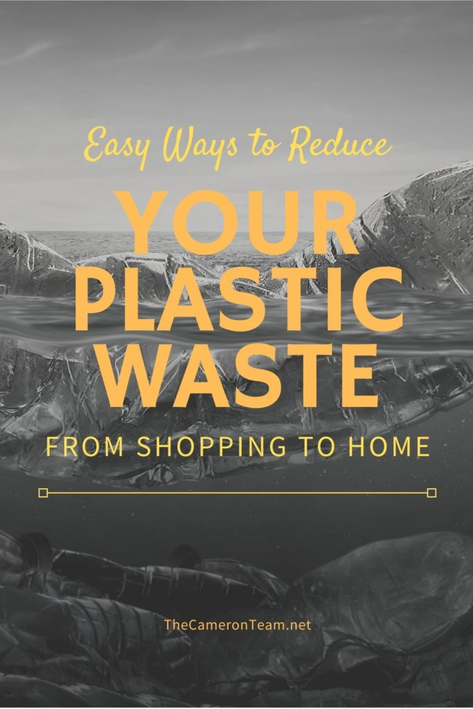 Easy Ways to Reduce Your Plastic Waste from Shopping to Home