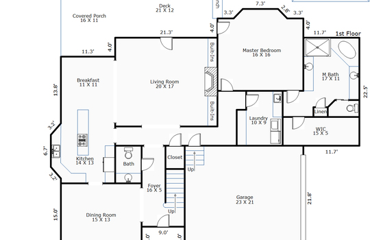 11374 – 3303 Pinnacle Place-1st Floor