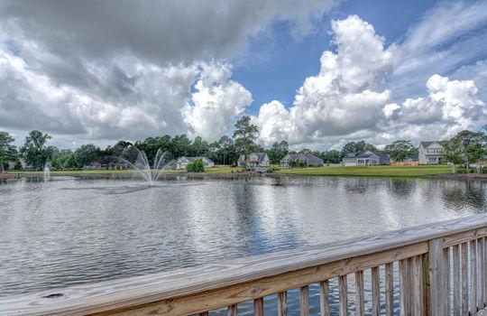 WyndWater Pond
