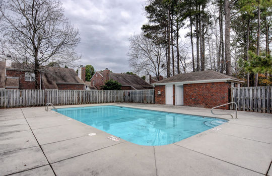 Village Square Community Pool