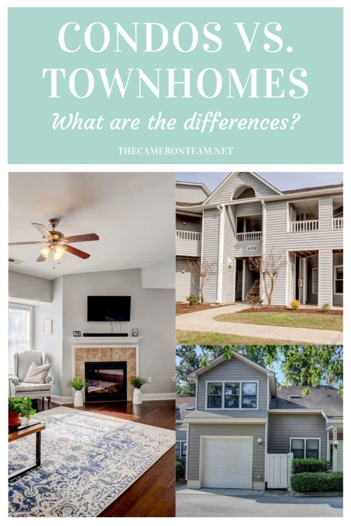 Condos vs. Townhomes - What are the Differences_
