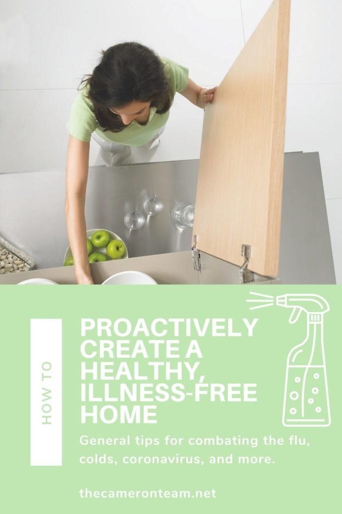 How to Proactively Create a Healthy, Illness-Free Home