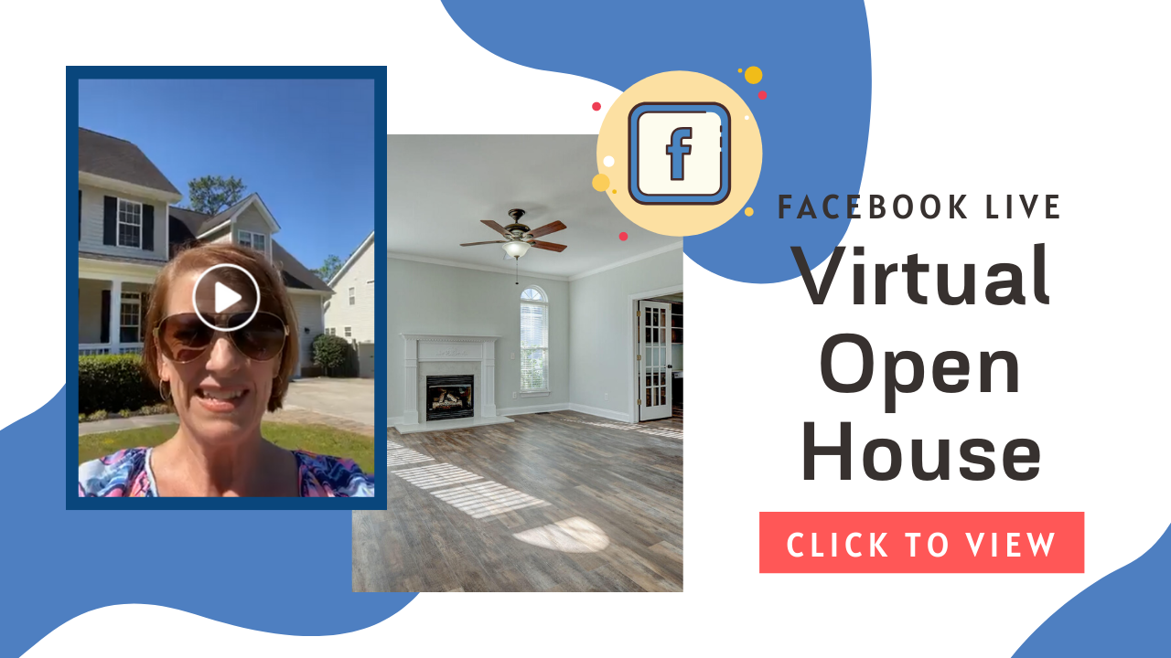 Facebook Live Virtual Open House - 510 Wendover Ct
