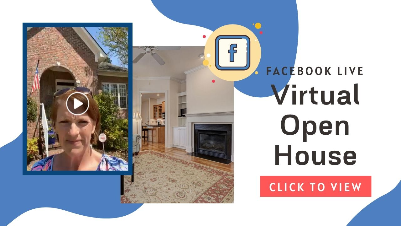 Facebook Live Virtual Open House - 7903 Cumberland Place