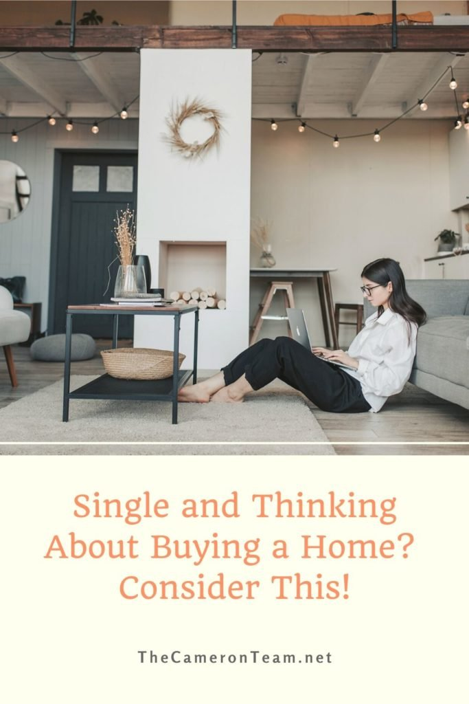Single and Thinking About Buying a Home? Consider This!