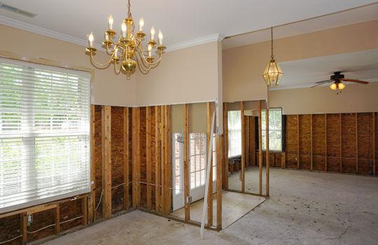 Dining-Foyer-Living Room