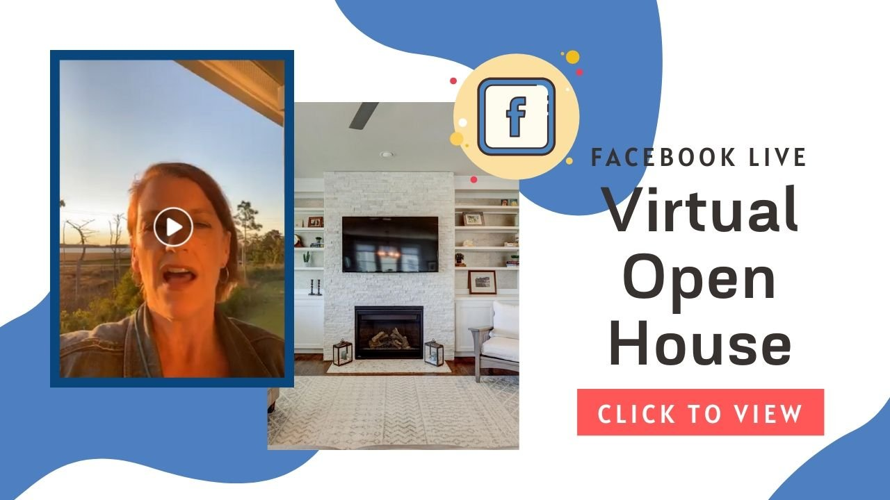 Facebook Live Virtual Open House - 8016 Cotton Rose Ct