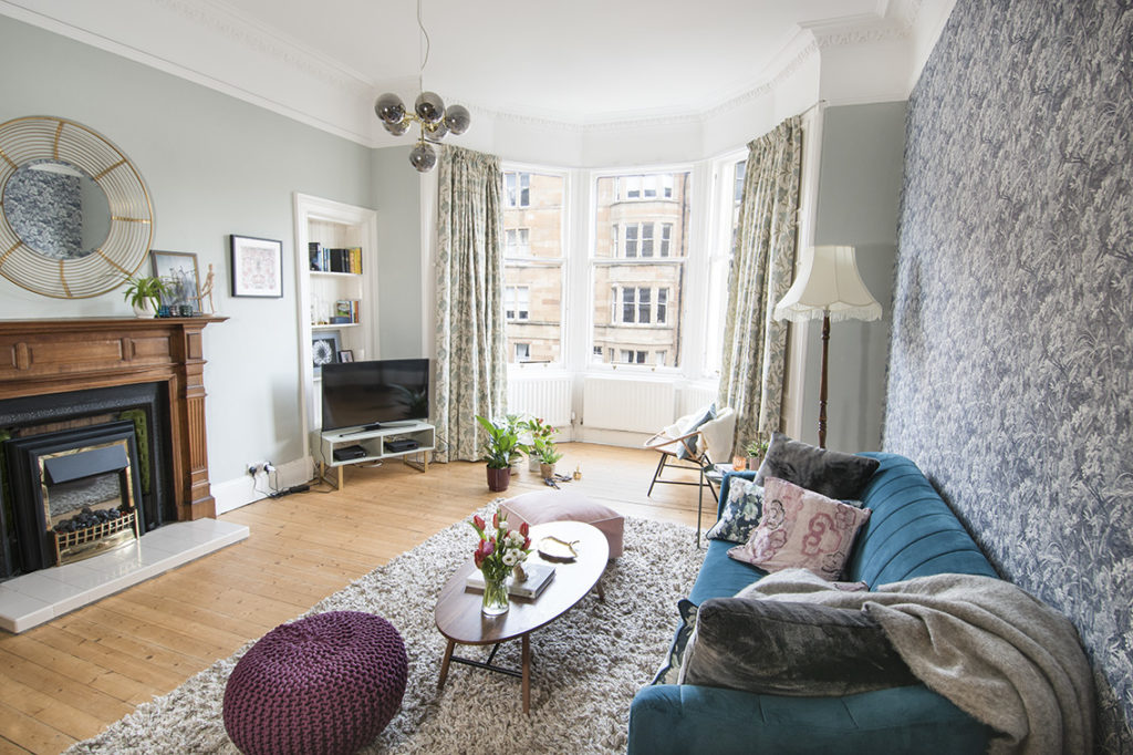 Soulful Interiors - Denise Langan - Living Room