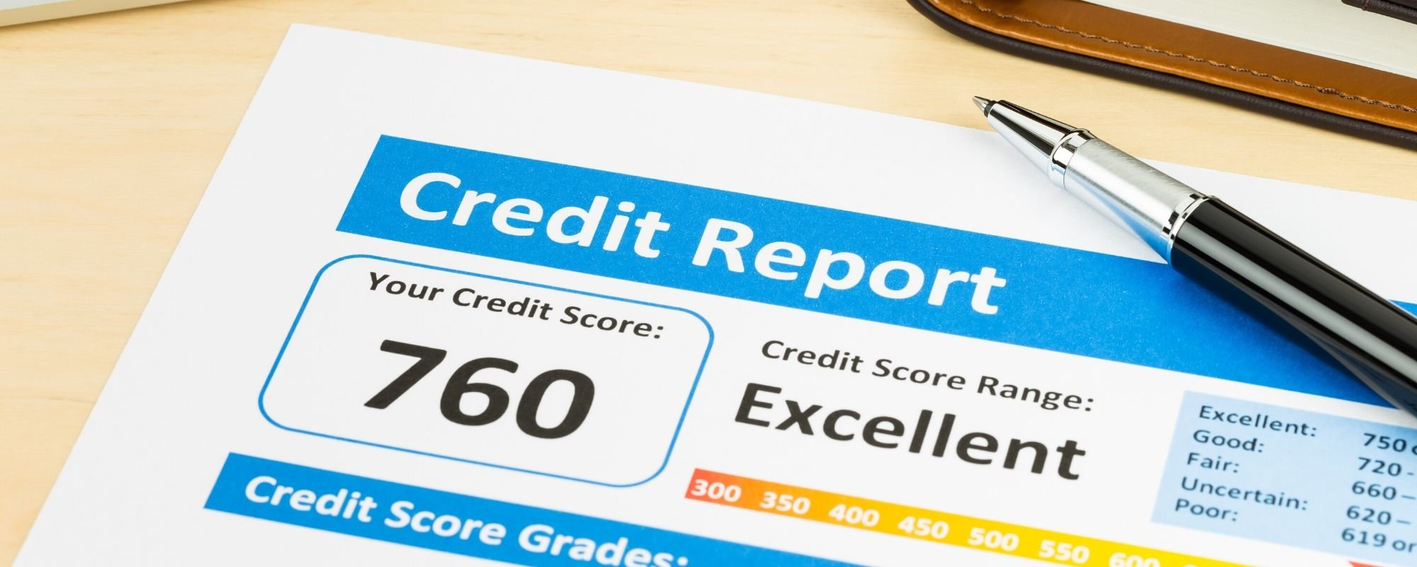 What Matters Most on a Credit Report - Casper1774Studio