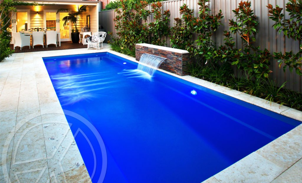 Ocean Blue Pools and Spas - Small Pool
