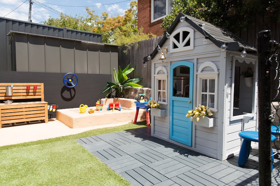 Style Curator - Play Area