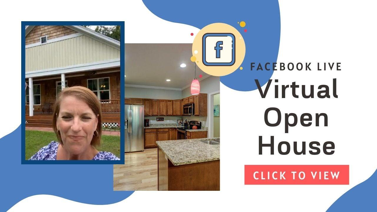 Facebook Live Virtual Open House - 255 Dan Owen