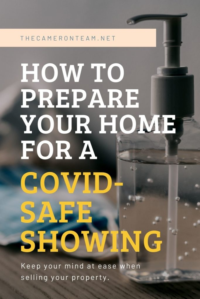 How to Prepare Your Home for a COVID-Safe Showing
