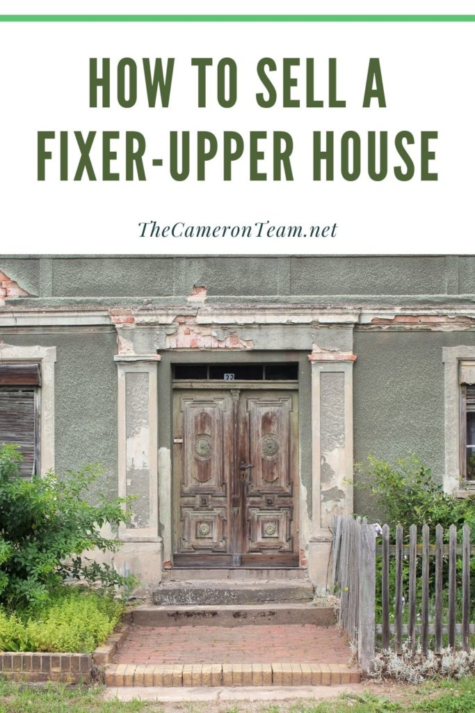 How to Sell a Fixer-Upper House