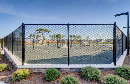 Del Webb at RiverLights Tennis Courts, etc.