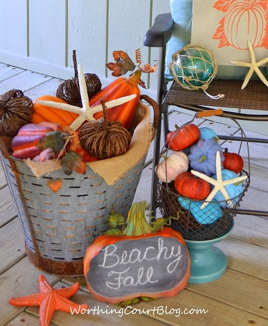 Beachy Fall Porch - Worthing Court Blog
