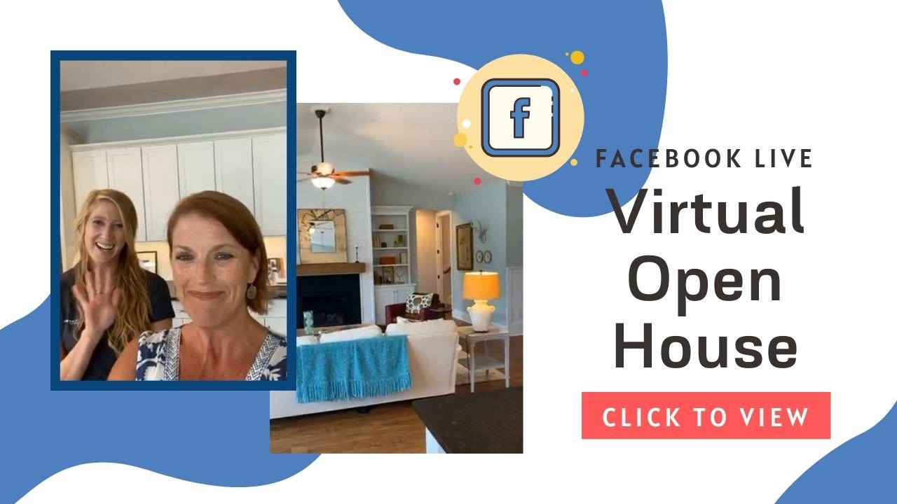 Facebook Live Virtual Open House - Catherine's Cove