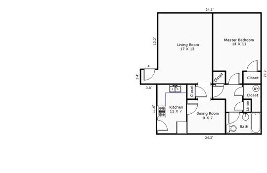 12802 – 2940 Oleander Drive Unit C15