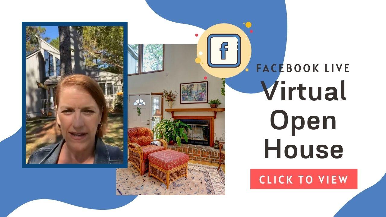 Facebook Live Virtual Open House - 526 Hidden Valley Rd