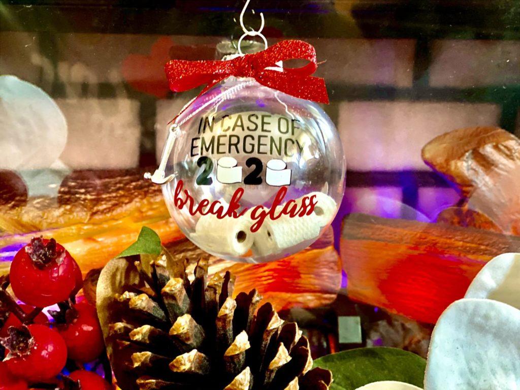 In Case of Emergency Break Glass - ElegantartByFarnaz