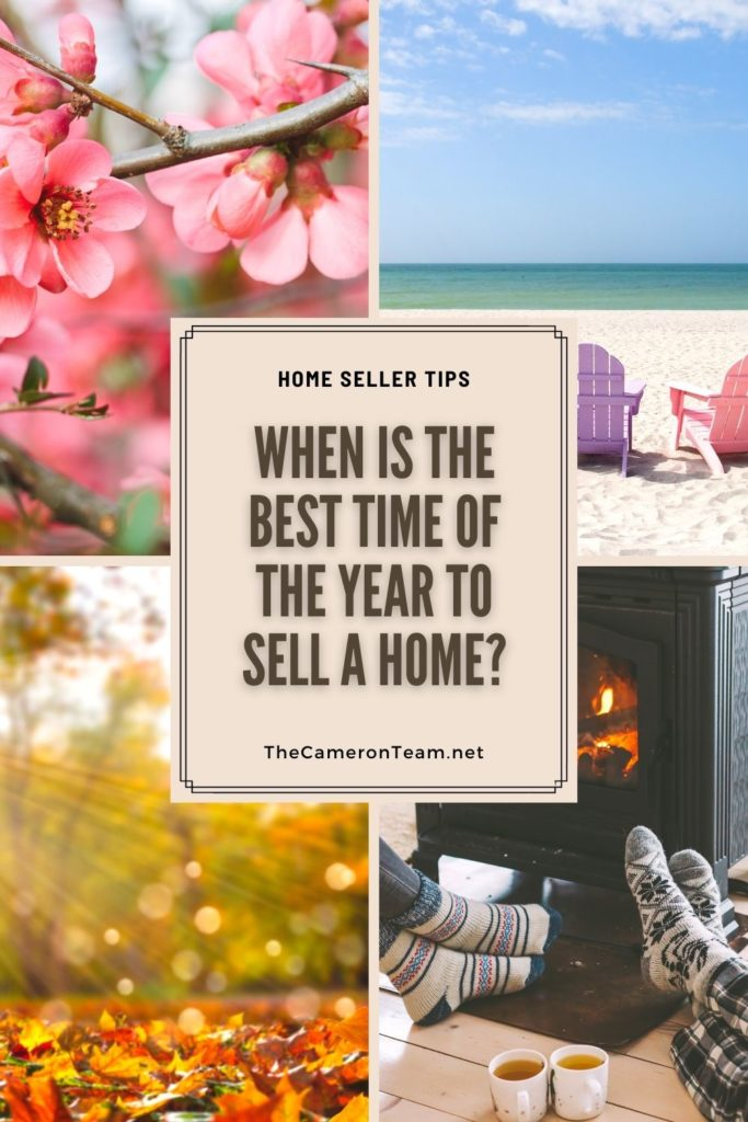 When is the Best Time of the Year to Sell a Home