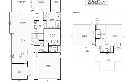 13676 – 214 Trisail Terrace