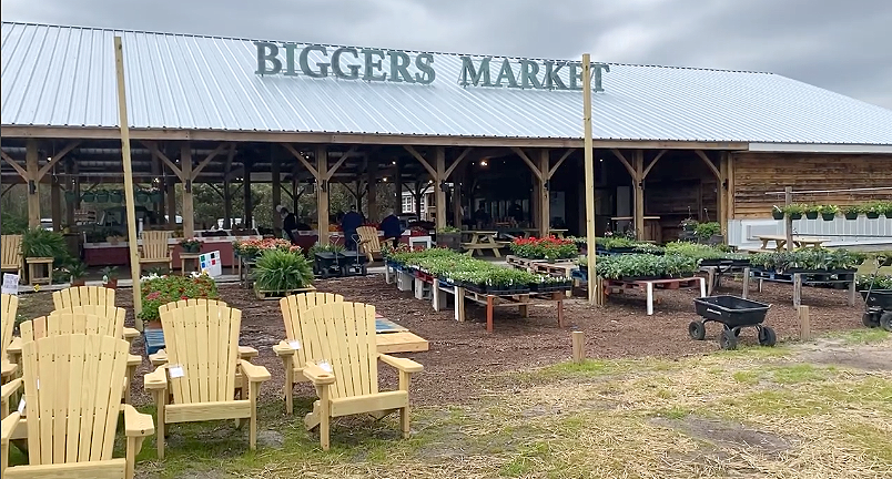 Biggers Market - Open Air Local Fresh Produce Market