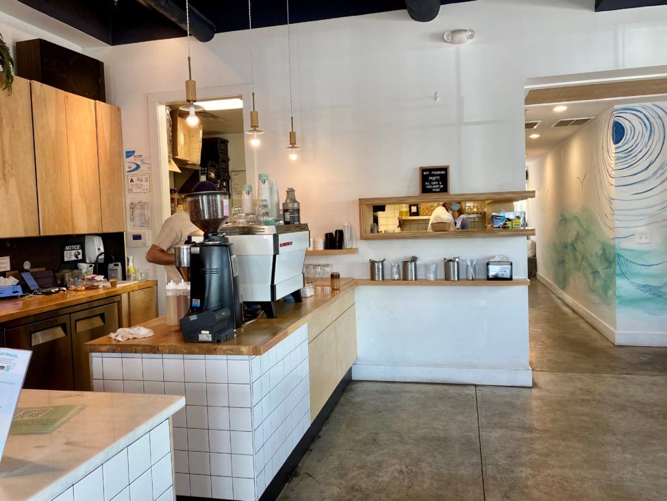 Drift Coffee and Kitchen Dining Room