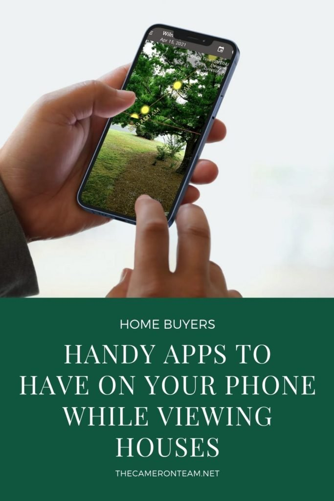 Handy Apps to Have On Your Phone While Viewing Houses