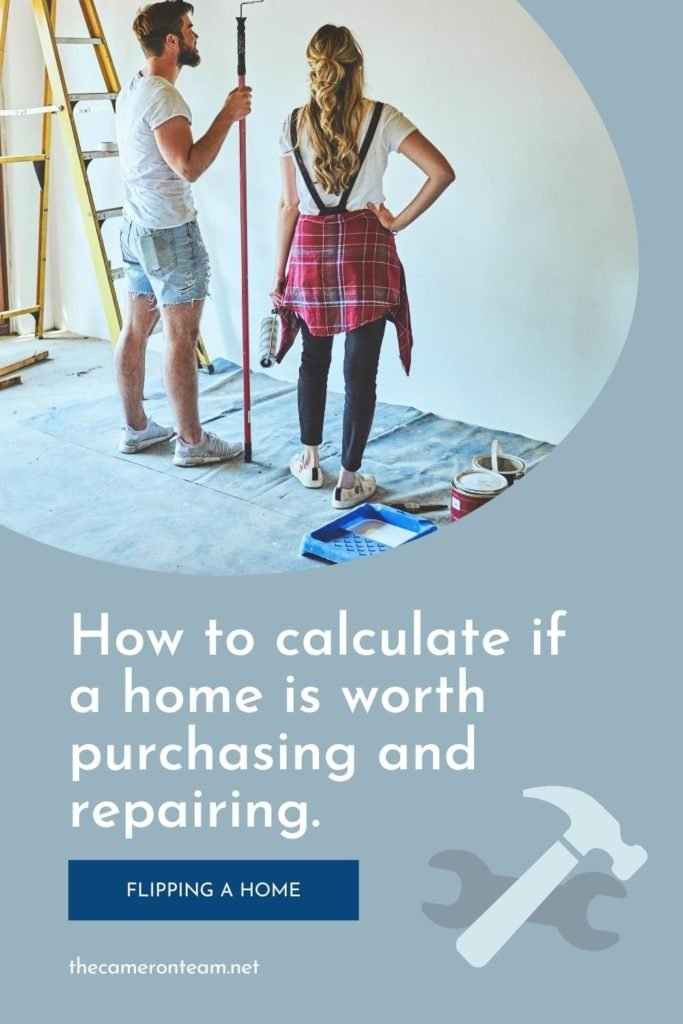 How to Calculate if a Wilmington Home is Worth Purchasing and Repairing
