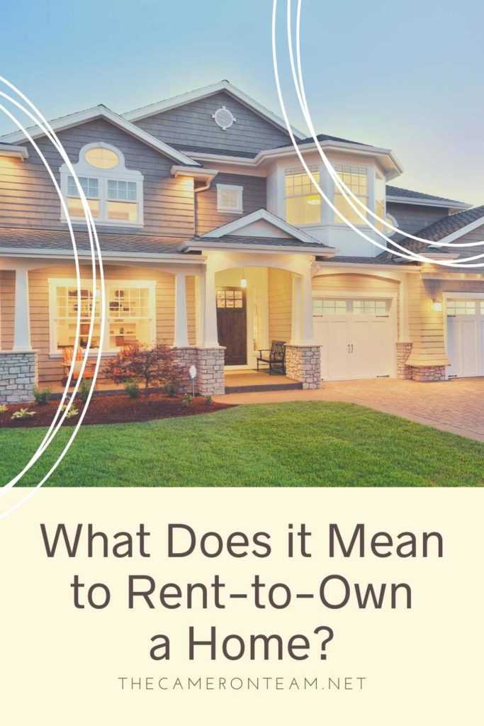 What Does it Mean to Rent-to-Own a Home?