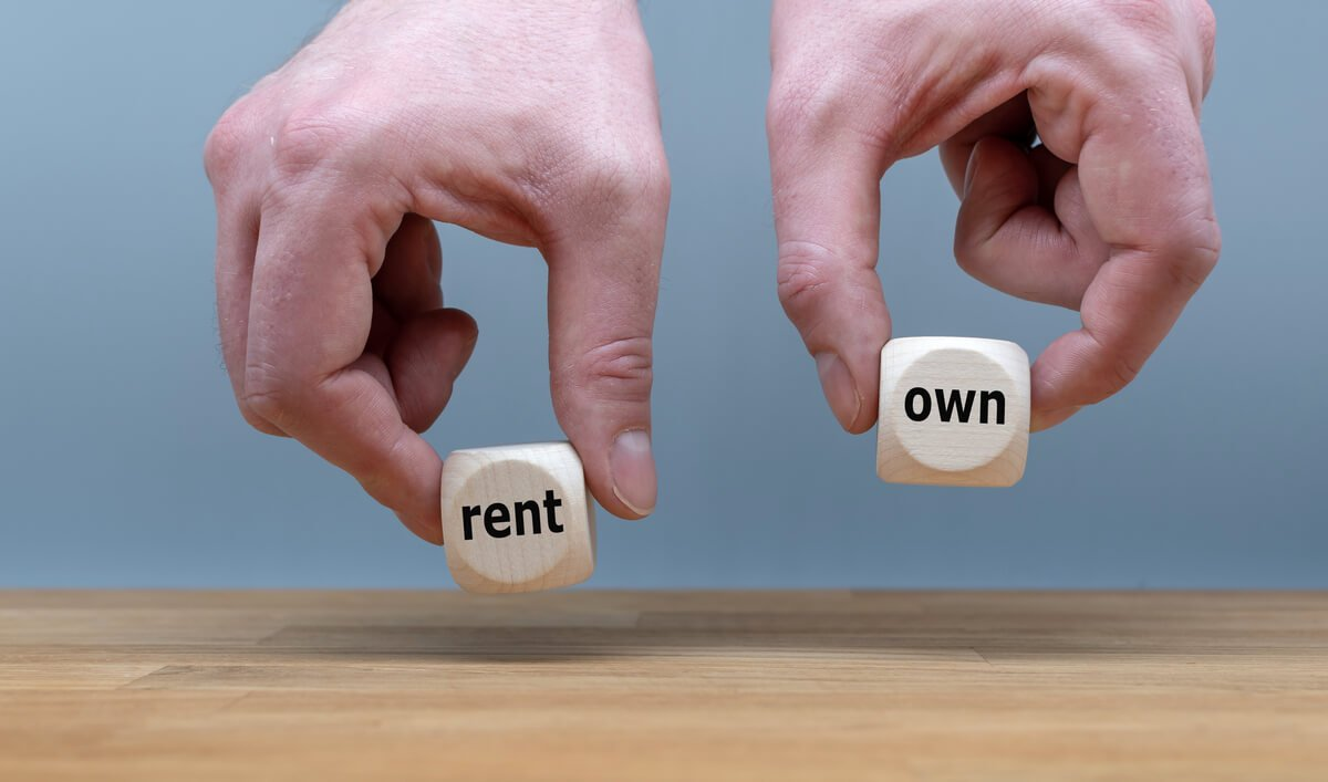 What does it mean to rent-to-own