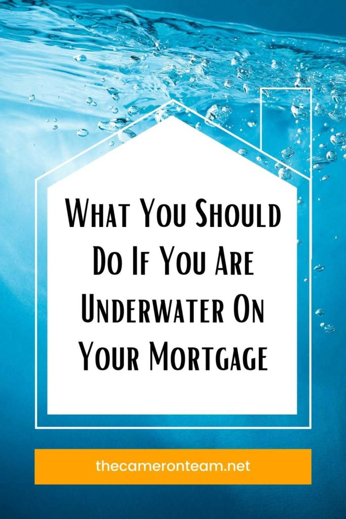 What You Should Do If Your Mortgage Is Worth More Than Your Home - Canva