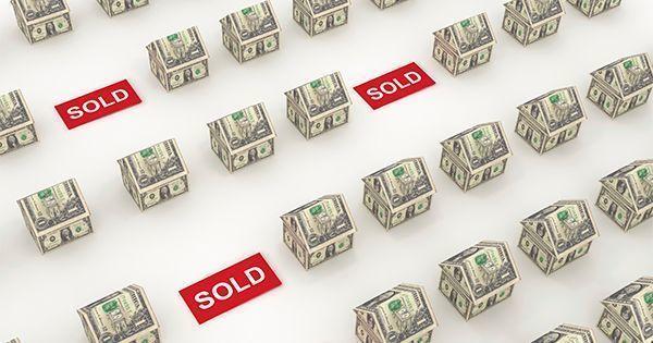 home sales skyrocketing
